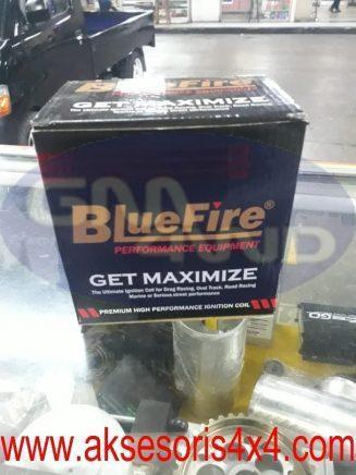 Coil Blue Fire