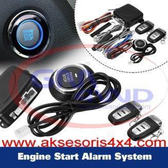 Engine Push Start Alarm
