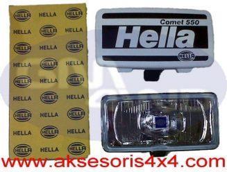 Lampu Hella Comet 550